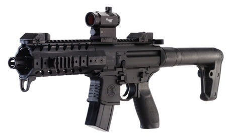 Picture for category CO2 Air Rifles