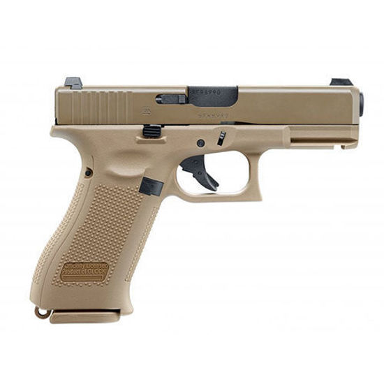Picture of Umarex Glock 19x Tan .177 BB (4.5mm)