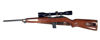 Picture of Erma #1 .22Lr Falling Block Rifle