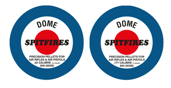 Picture of Spitfires Dome .177 x500