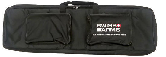 Picture of Swiss Arms Padded Black Tactical Slip with Shoulder Straps (Length: 100cm)
