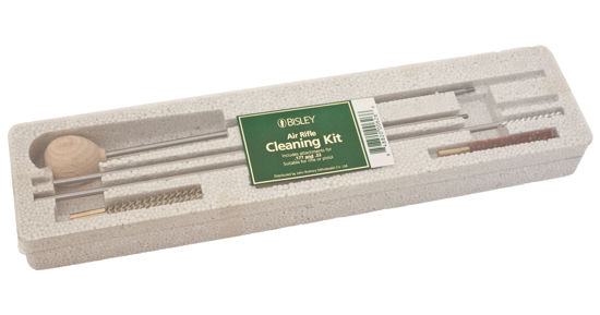 Picture of Bisley Airgun Cleaning Kit (.177)