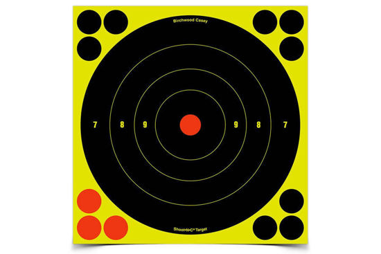 """Picture of Shoot-N-C 8"""" Adhesive Targets"""