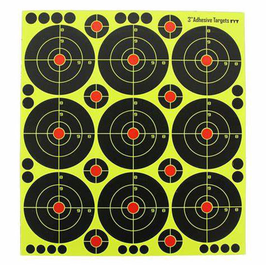 """Picture of Shoot-N-C 3"""" Adhesive Target"""