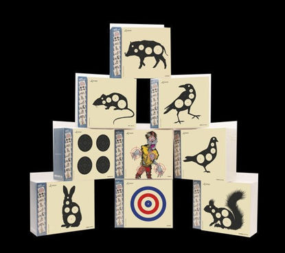 Picture of Range Right Crow Hunting x50 Paper Targets